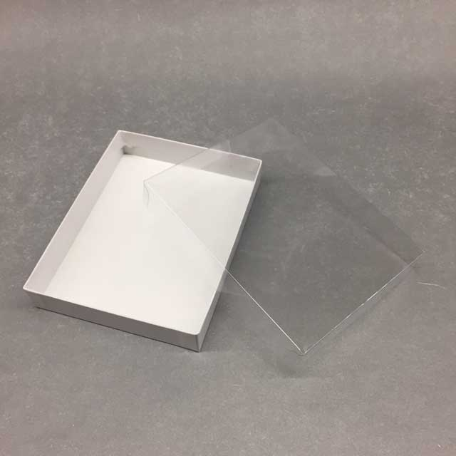 Clear top greeting card box donahue paper emporium cleartop box m4hsunfo