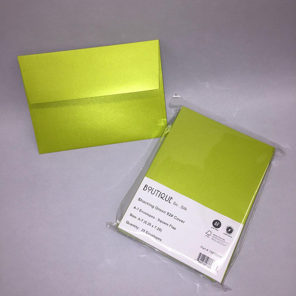 a7 envelopes 5 1 4 x 7 1 4 donahue paper emporium